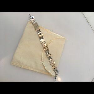 James Avery silver bracelet
